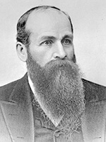 First President Gideon Weed