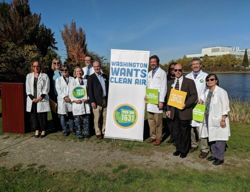 WSMA, King County Medical Society lead unprecedented medical endorsements for I-1631